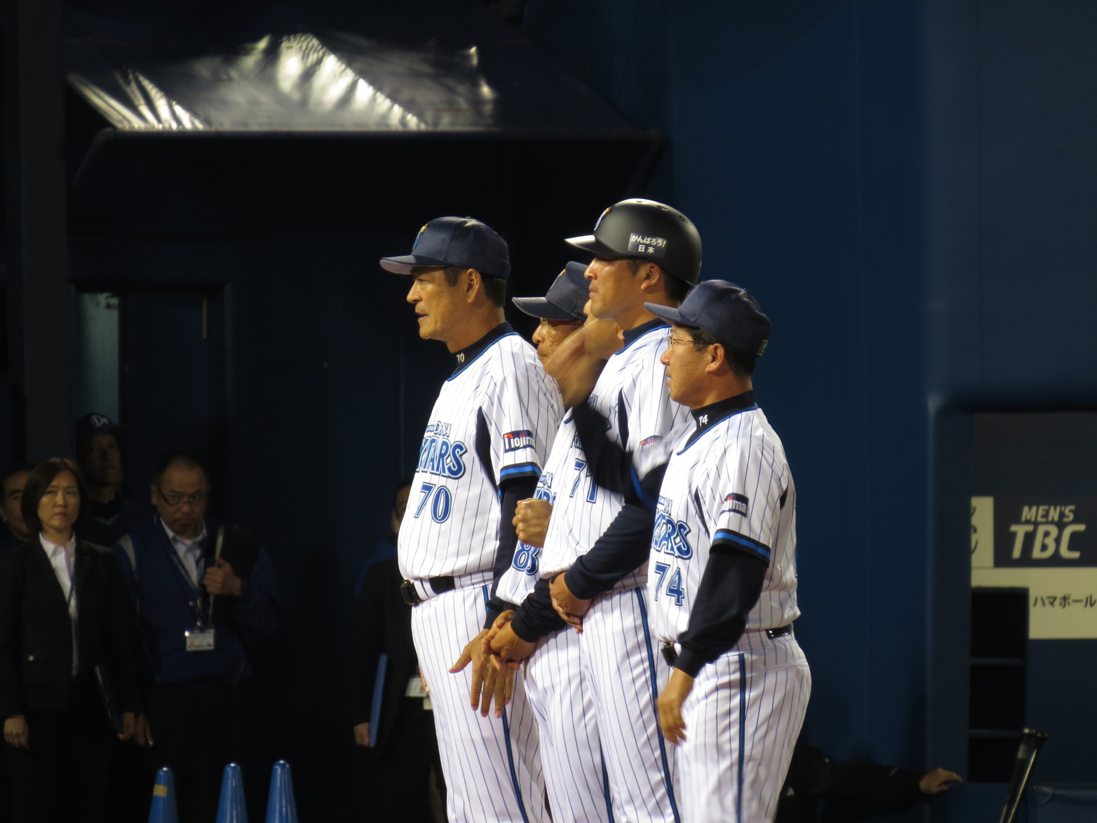 開幕中畑さん.JPG